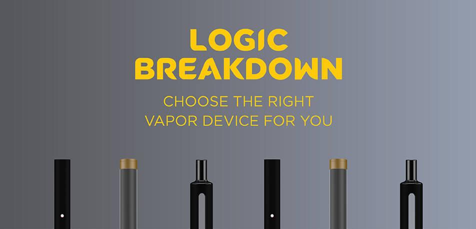 Logic Power Logic Pro Vape Pen Breakdown