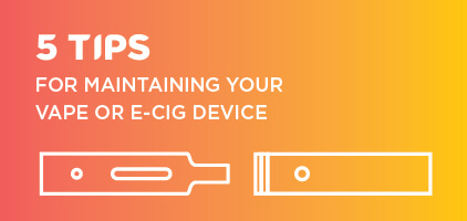 Tips for Vaporizer Maintenance