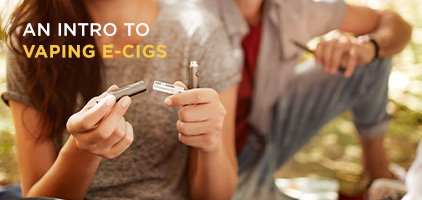 Your Go-To Guide for an Intro to Vaping
