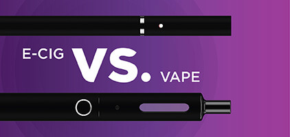 Differences Between Logic Power e-Cig and Logic Pro Vaporizer