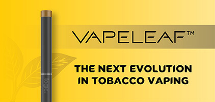 Logic Vapeleaf T-Vape Product Article