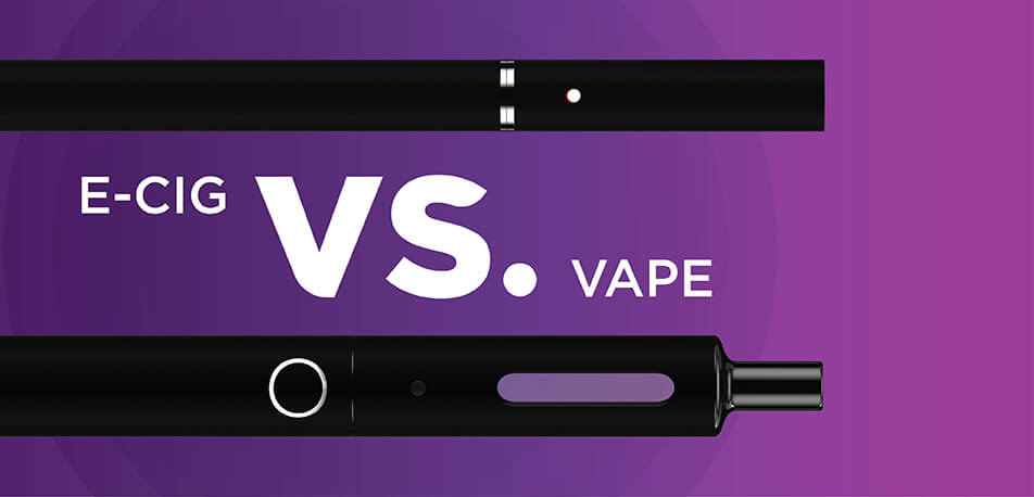 Logic Pro Vape Pen Versus Logic Power e-Cig