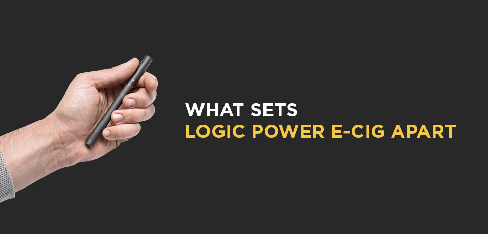 What are the Top 5 Benefits of the Logic Power E-Cig?