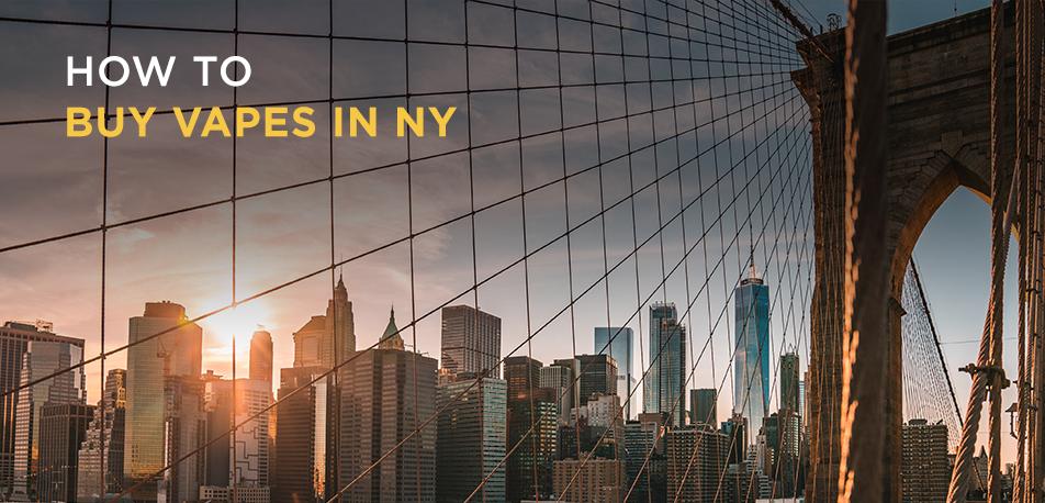 How to Buy Vapes in NY