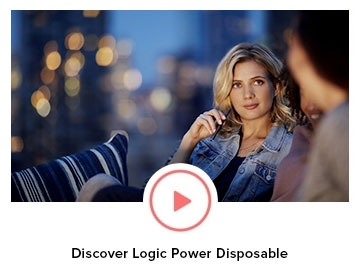 Discover Logic Power Disposable Video