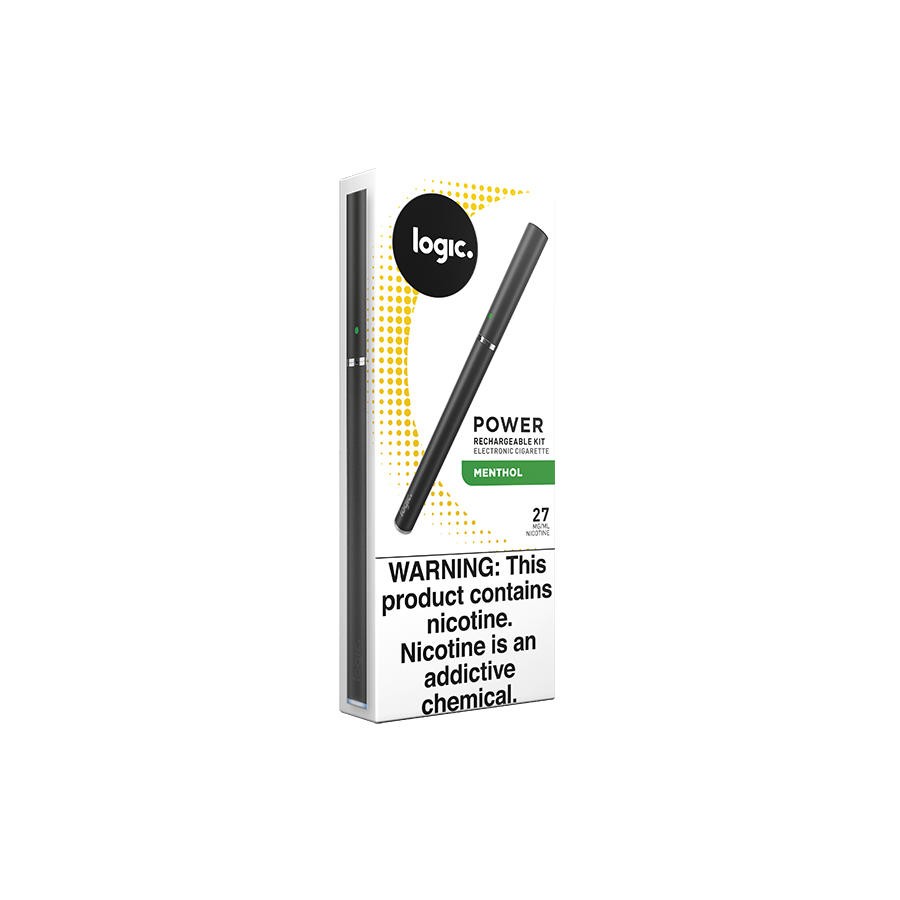 Logic Power Menthol Rechargeable E-Cig